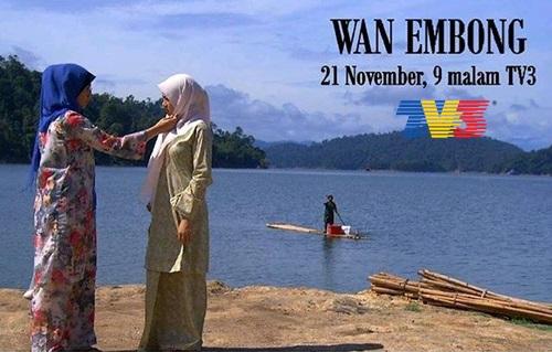 Sinopsis Wan Embong cerekarama TV3, pelakon dan gambar cerekarama Wan Embong TV3, drama telefilem Wan Embong TV3, biodata pelakon cerekarama Wan Embong TV3