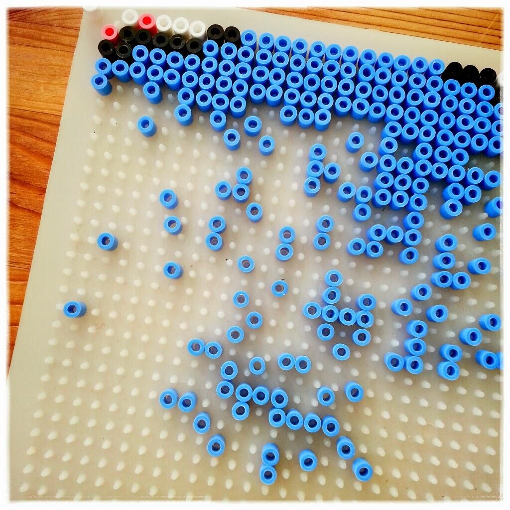 pärlplatta mönster hama nabbi beads pattern