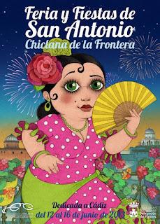 Feria de Chiclana de la Frontera 2013 - Antonio Vela