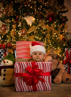 Christmas 2015 Wonderful Time with Baby HD Wallpapers