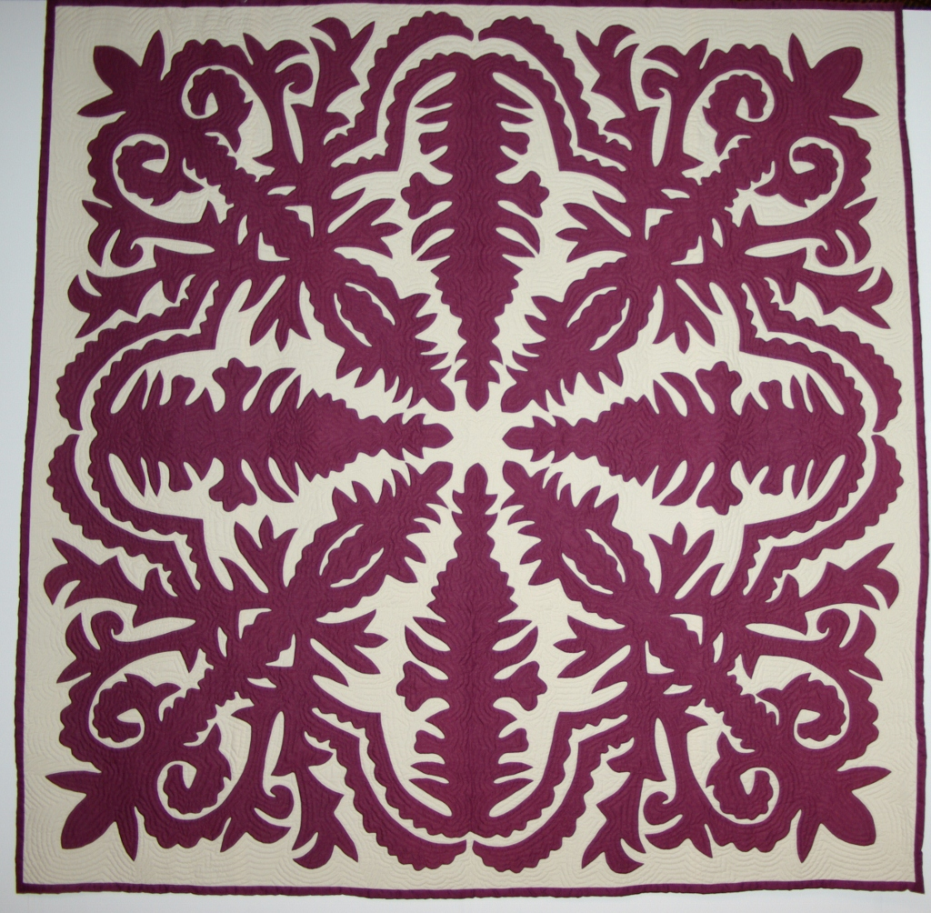 Welsh Quilts Pippa Moss Hawaiian Quilts