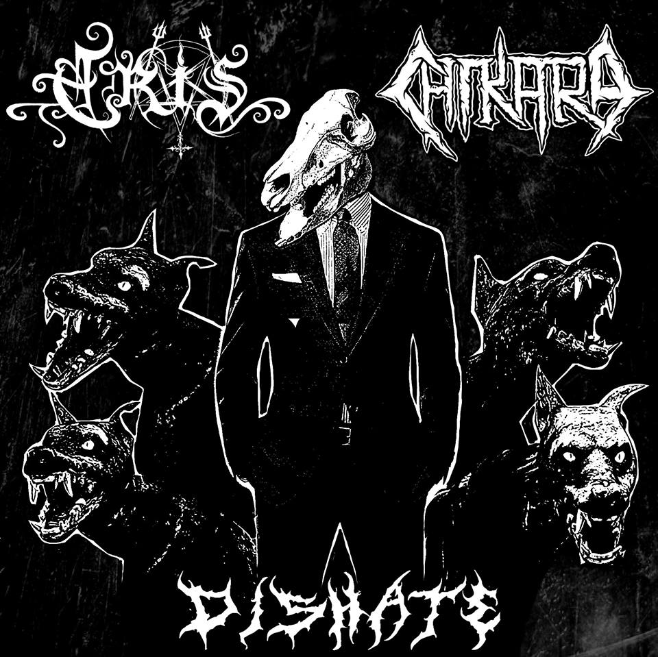 Eris / CHIKARA / Dishate 3 WAY SPLIT