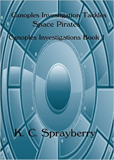 http://www.amazon.com/Canoples-Investigation-Tackles-Space-Pirates-ebook/dp/B00MOIOJM6/ref=la_B005DI1YOU_1_6?s=books&ie=UTF8&qid=1447398130&sr=1-6&refinements=p_82%3AB005DI1YOU