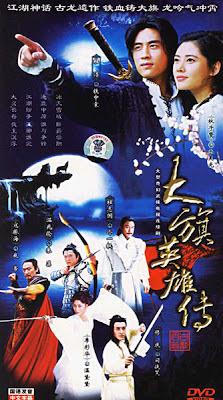 Đại Kỳ Anh Hùng Truyện Thiết Huyết Đại Kỳ - Da Qi Ying Xiong Chuan