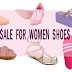 SALE FOR WOMEN SHOES