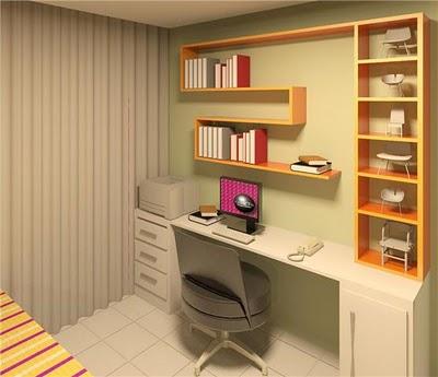 home+office5 Home office perfeito para trabalhar em casa.