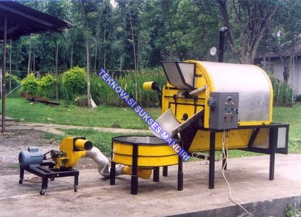 Mesin Sangrai Kakao