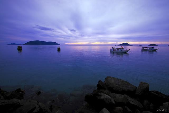 Vung Tau beach - Vietnam