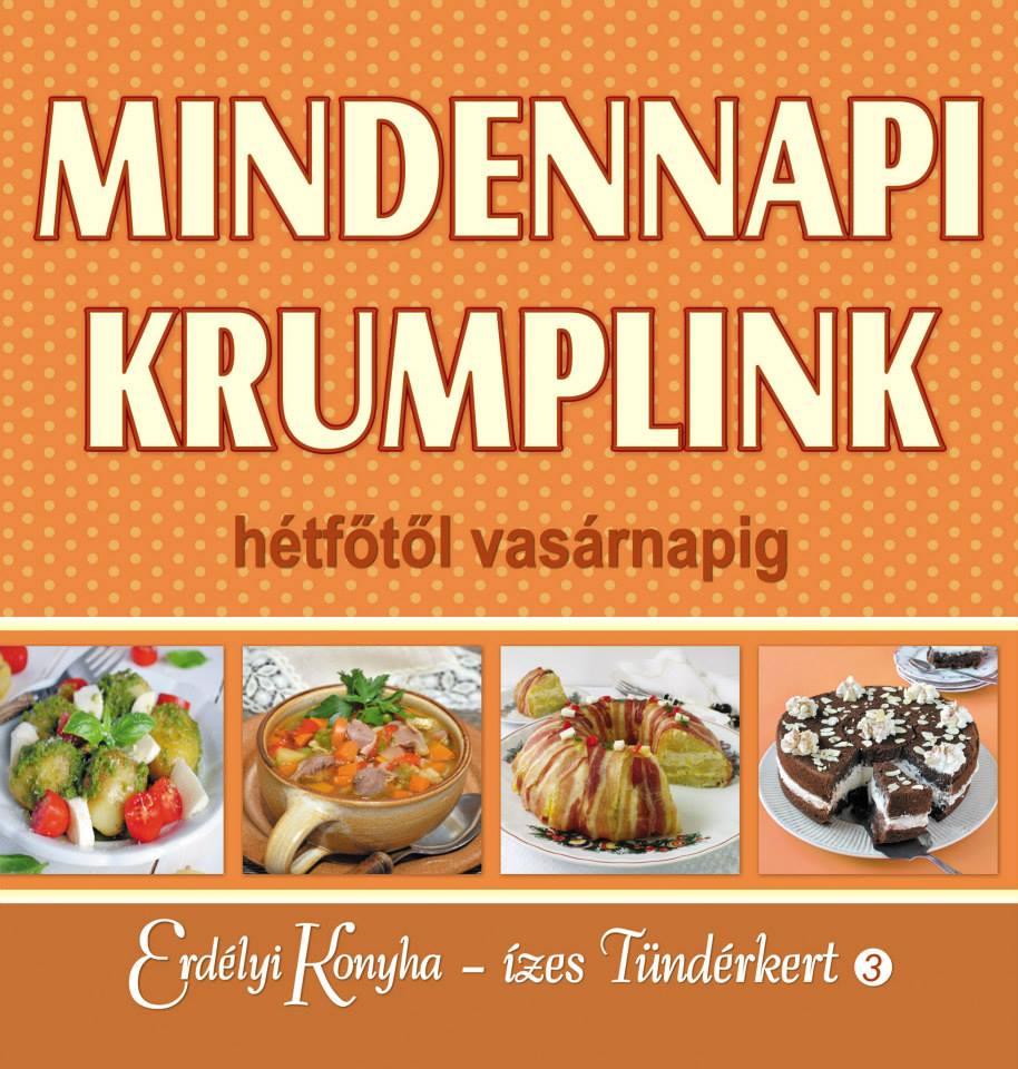Erdélyi Konyha - Krumplis könyv