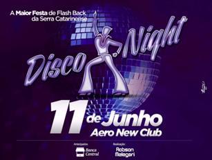 Disco Night no Aero