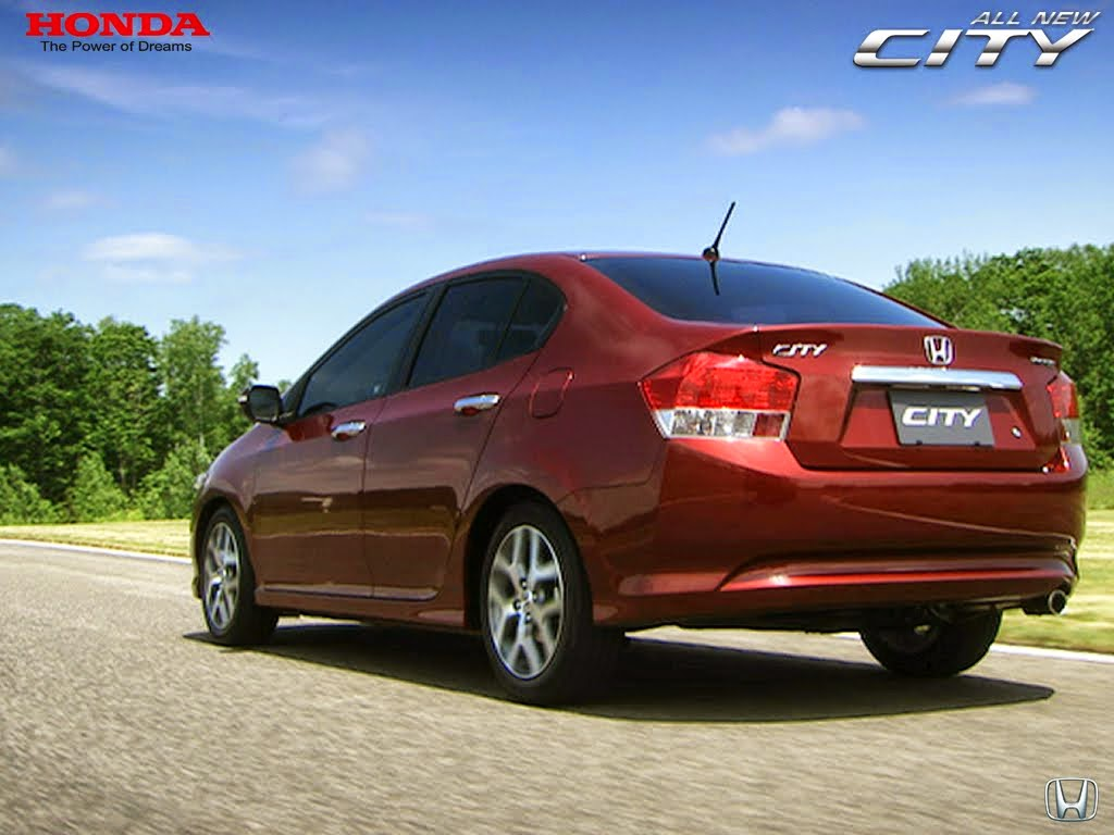 Mobil Honda All new City