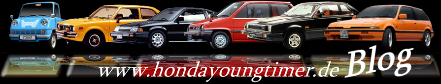 Honda Youngtimer Blog