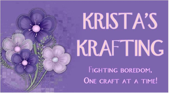 Krista's Krafting