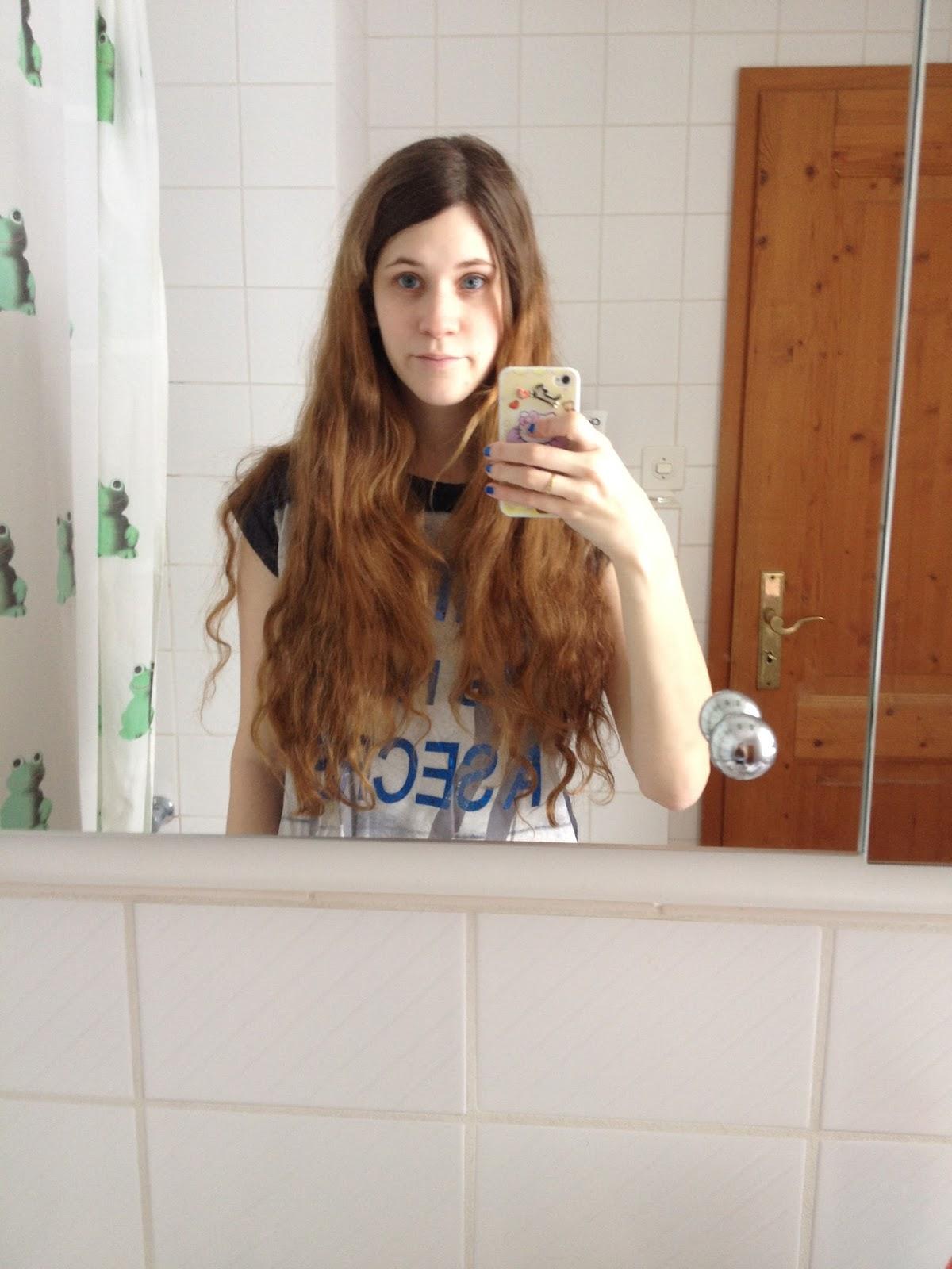 Haare 6 monate nicht farben