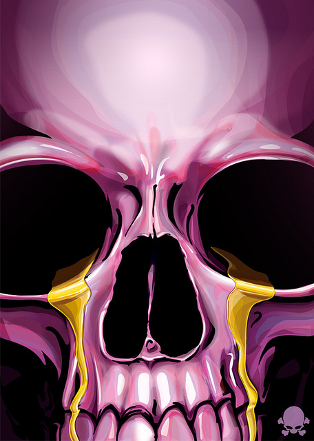 Vector art Sweet Agony from Graphic Designer and Illustrator Gerrel Saunders