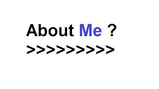 Cara membuat About me / About us di blogspot dengan mudah