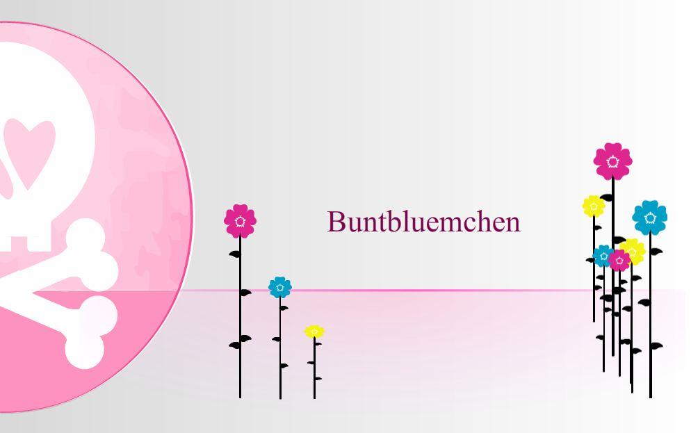 Buntblümchen