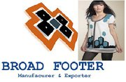 BROAD FOOTER