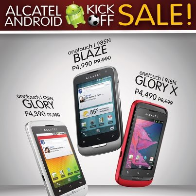 Alcatel One Touch Price Philippines