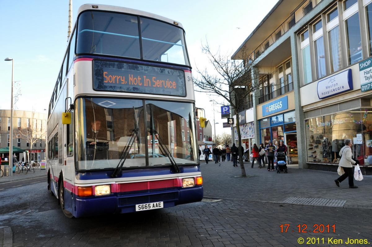 Focus Transport Somerset Local Buses