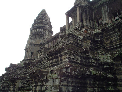 Bakan Temple, Angkor Vat - Cambodge