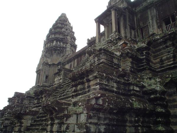 Templo Bakan, Angkor Wat - Camboya