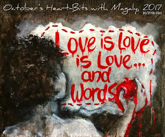 October's Heart-Bits with Magaly, 2017