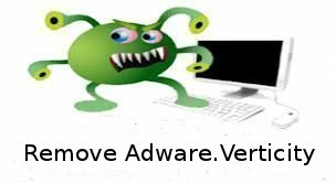 entfernen Adware.Verticity