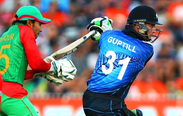 New Zealand win by 3 wickets over Bangladesh