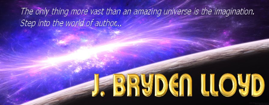Author J. Bryden Lloyd