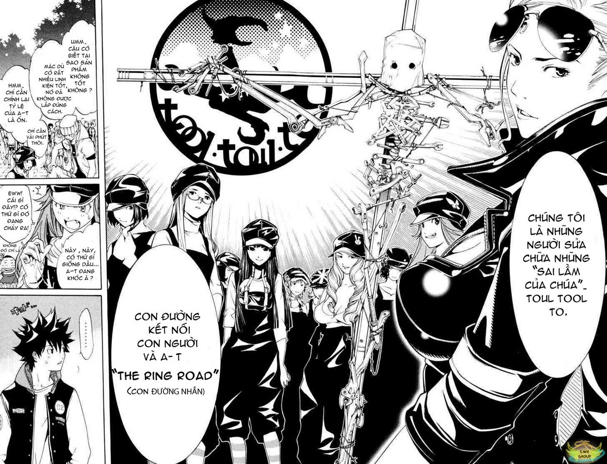 Air Gear Chap 144