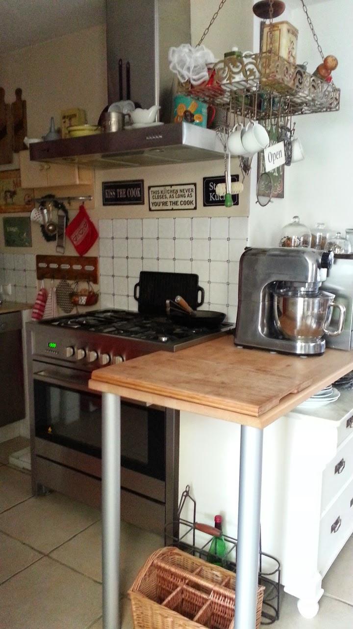 Shabby House and Garden: Küchenträume - wie alles begann...
