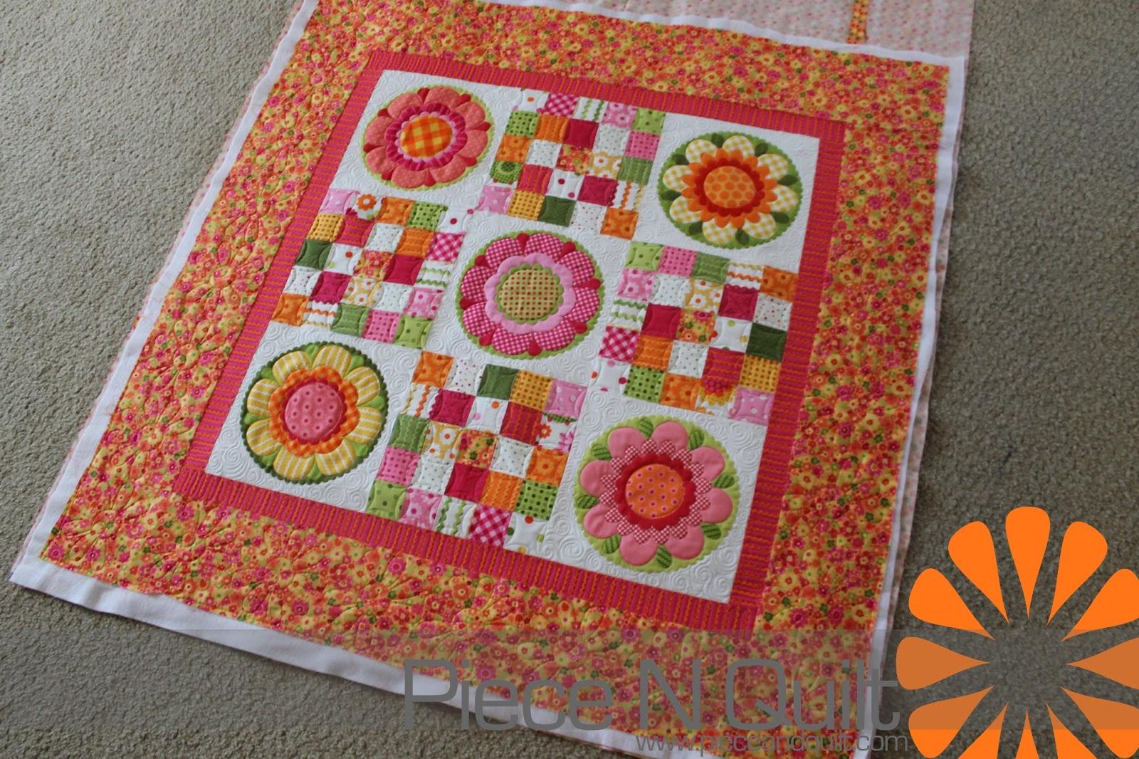 Piece N Quilt: Coordinating Little Girl Quilts : little quilts - Adamdwight.com
