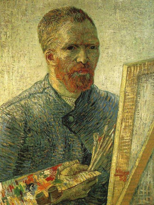 Vincent Van Gogh - Autorretrato - Tutt'Art @