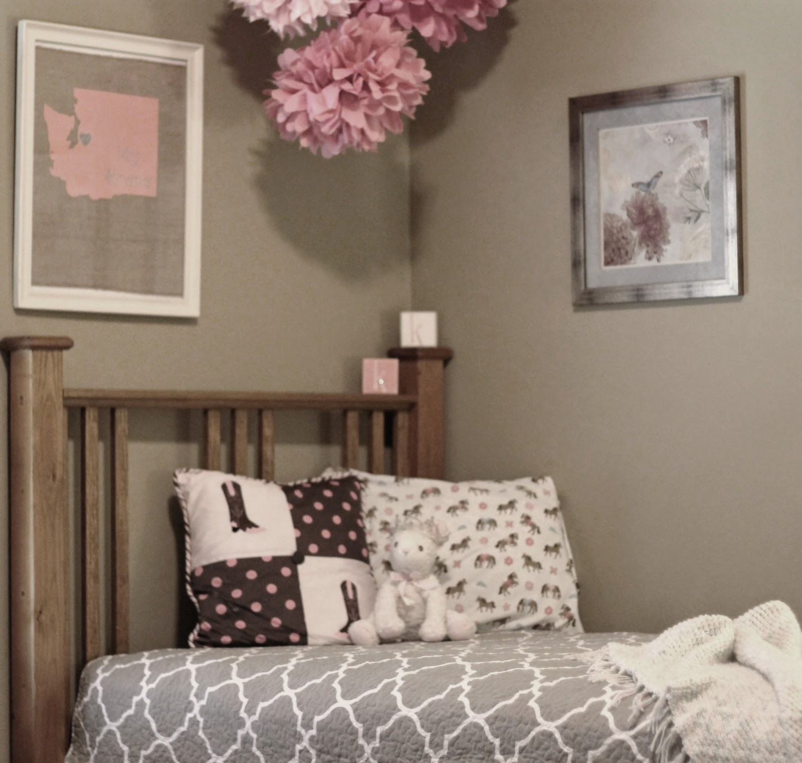 Superior Country Girl Bedroom For A Little Lady