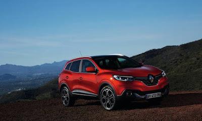 H Renault και η Dacia στην έκθεση ΑΥΤΟΚΙΝΗΣΗ 2015
