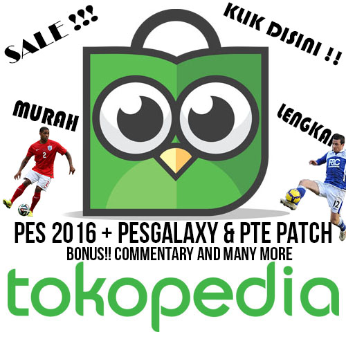 SALE!! PES 2016 PC DVD