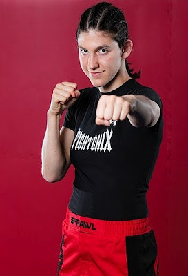 Roxanne Modafferi - Female MMA