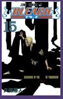 Bleach tomo 15