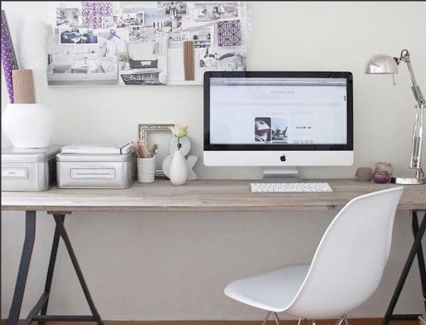 Decoracion en poco espacio cocinar en casa es Decoracion de espacios de trabajo
