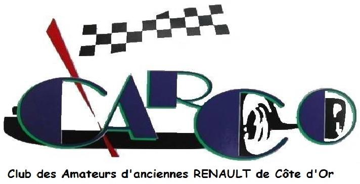 Club des Amateurs d'anciennes RENAULT de Côte d'Or