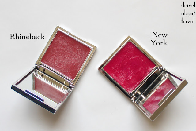 Face Stockholm Creme Blush Rhinebeck and New York