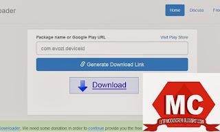Cara Download Dari Google Play Ke PC Tanpa Software