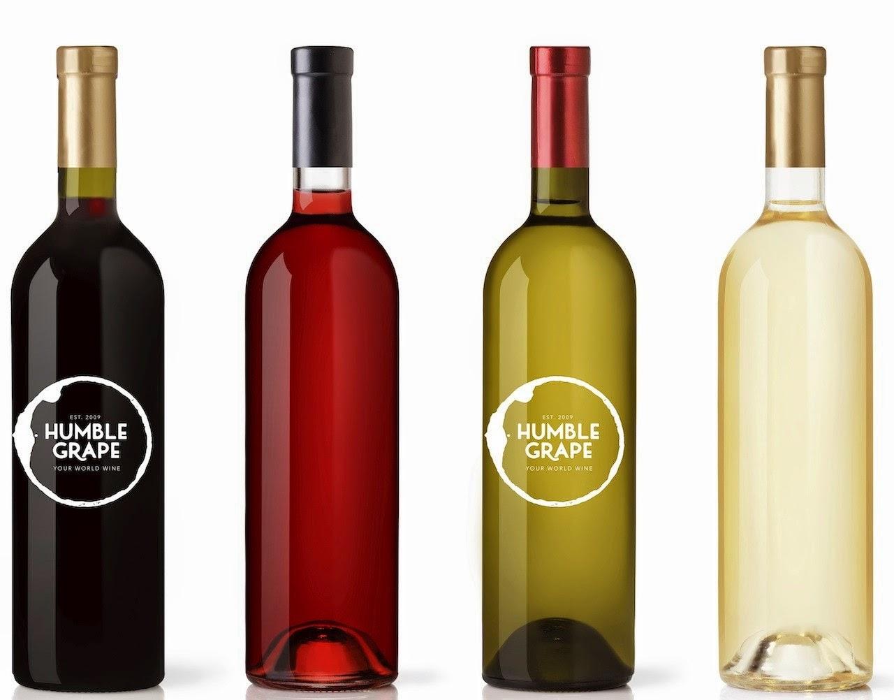 Humble grape wine