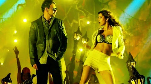 Gangster Baby (Action Jackson) HD Mp4 Video Song Download