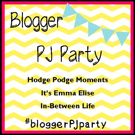 July #bloggerPJparty