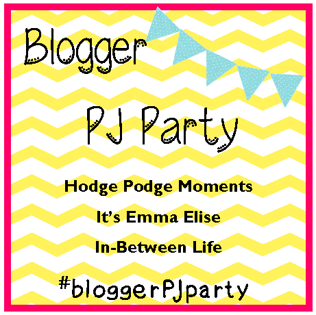 July #bloggerPJparty Link-up!