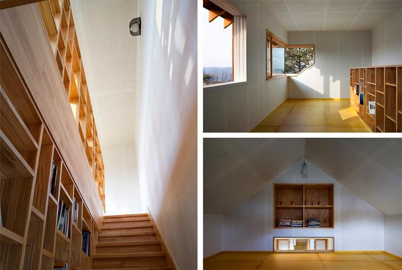 Desain Interior Rumah Khas Tradisional Korea