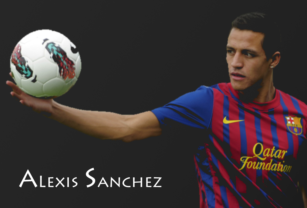 Alexis S  nchez Wallpaper   FC Barcelona Wallpapers