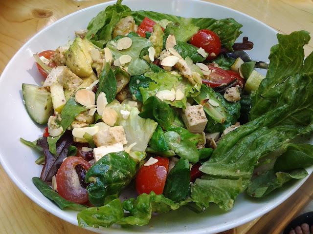 leva lulu salad